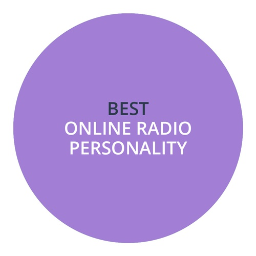 Category - Best Online Radio Personality - 2017