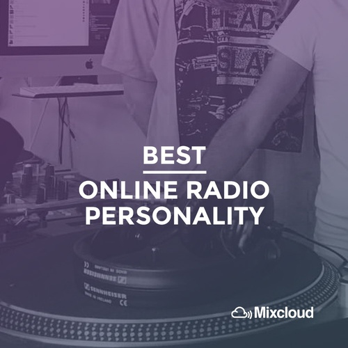 Category - Best Online Radio Personality - 2016